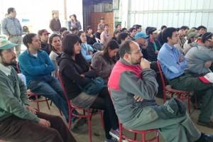 Se realizó Taller-Seminario de Tecnologías de Precisión en la Agricultura y su Aplicación