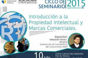 """Seminario """"Introducción a la Propiedad Intelectual y Marcas Colectivas"""""""